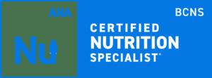Certified Nutrition Specialist